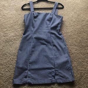 Forever 21 stripped mini dress